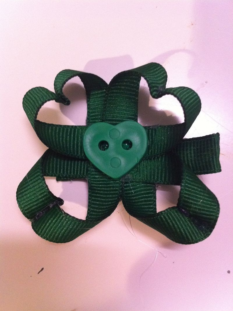 Shamrock clippy