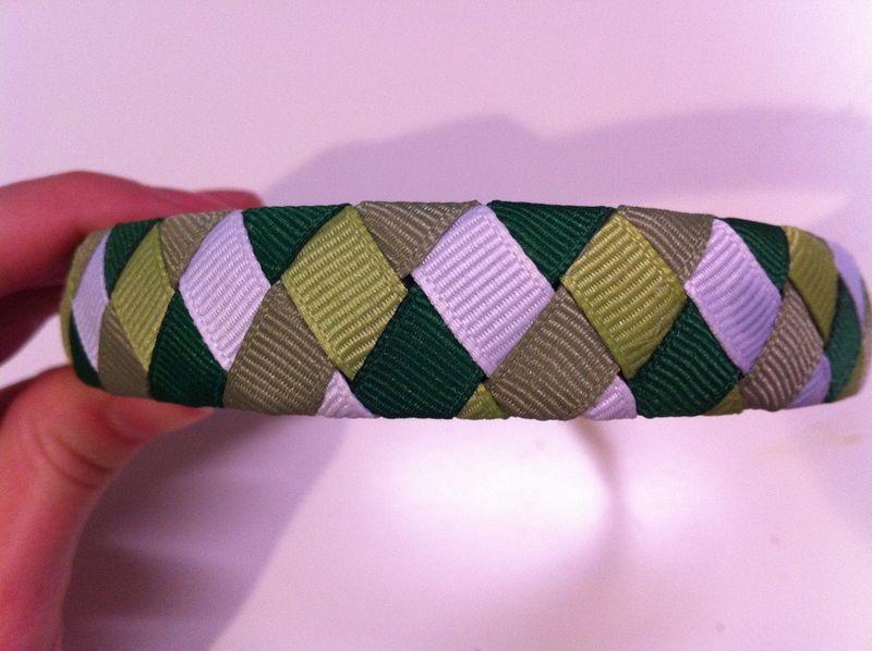 Basket Weave Headband