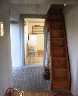 Little stairs loft