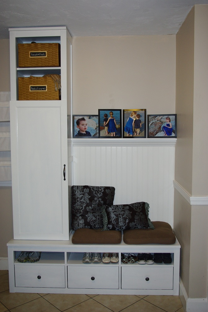 Ikea Hackers Mudroom Joy Studio Design Gallery Best Design