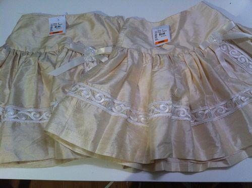 identical dresses :)