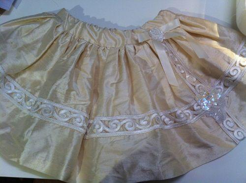 Aislin's skirt