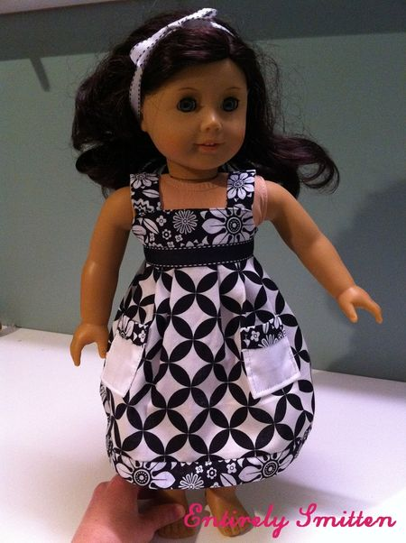 Make american girl doll clothes