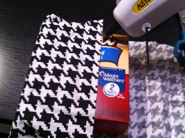 oooh houndstooth!