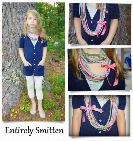 How to make a t shirt scarf