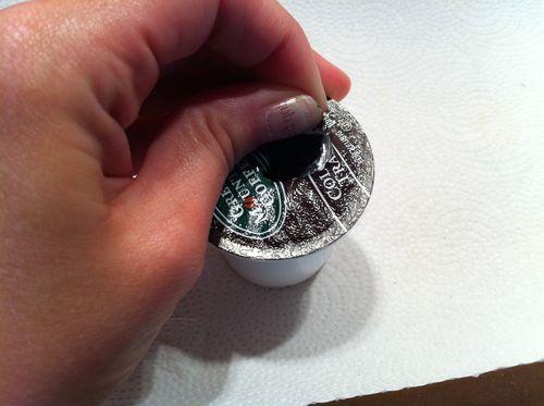 Open K-cup