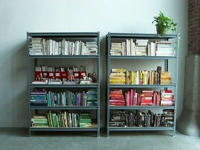 Color coded books