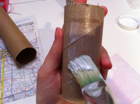 Recycled wrapping paper 004