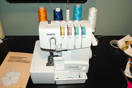 Brother Overlock machine