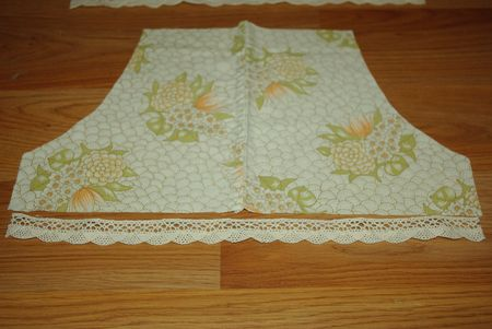Newborn pillowcase dress 037