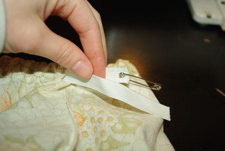 Newborn pillowcase dress 067