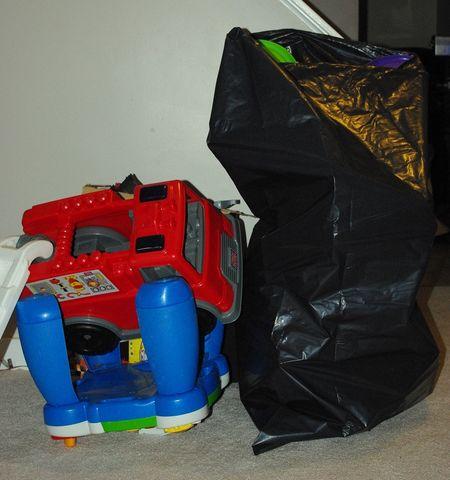 Goodbye misfit toys