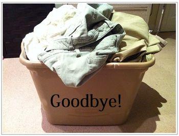 Purge clothes