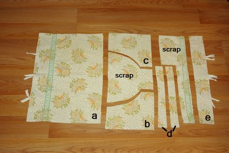 Pillowcase dress how to