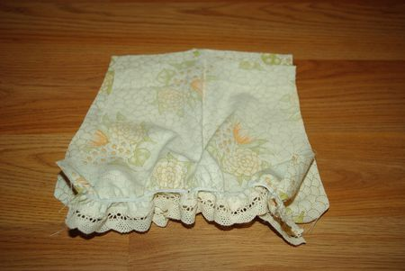 how to sew bloomers