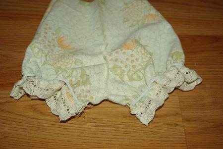 Newborn pillowcase dress 054