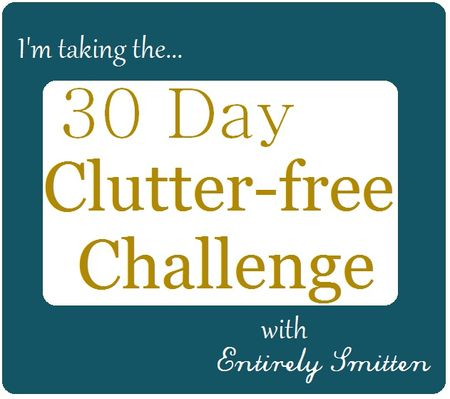 30 Days to a Clutter Free Life